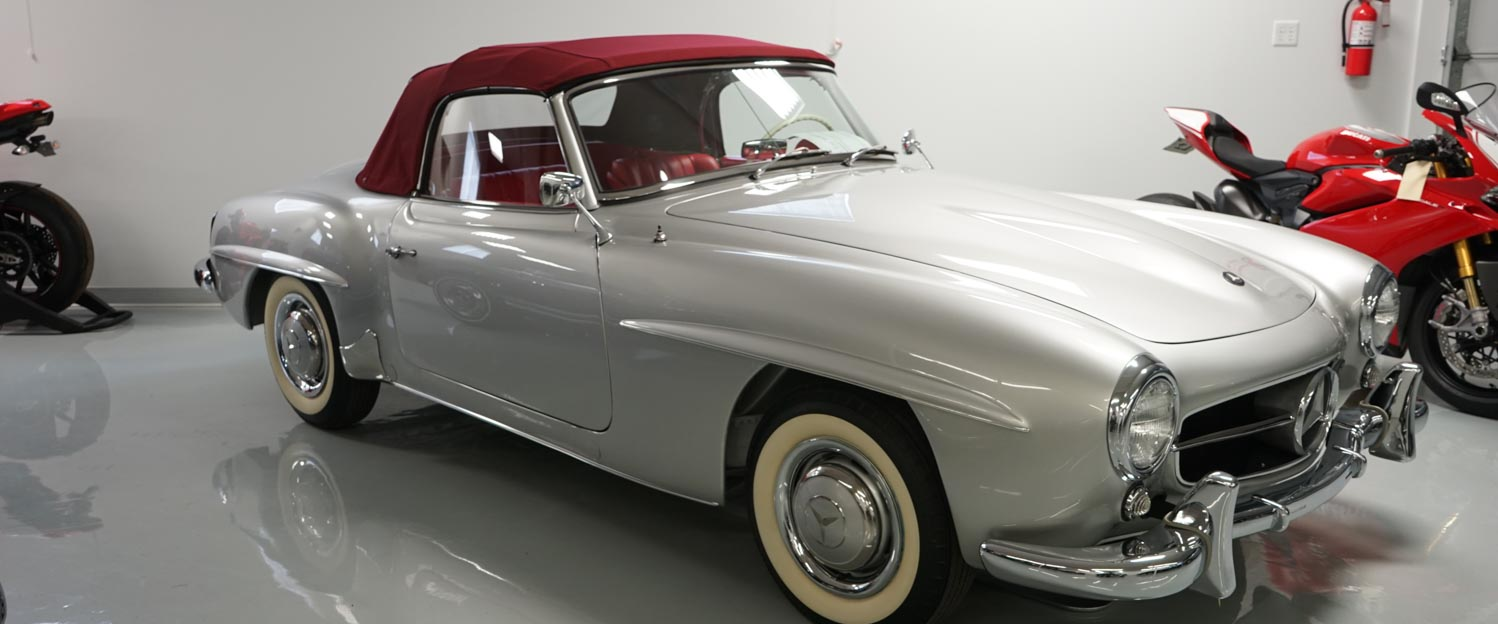 1956 mercedes benz 190sl for 1956 mercedes benz 190sl