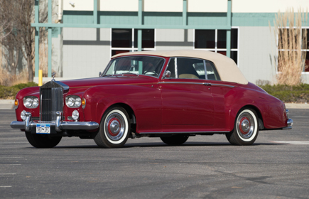 1964 Rolls Royce Cloud III Drophead