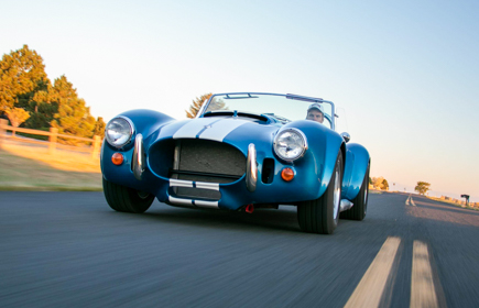 1965 Shelby Cobra Replica Blue