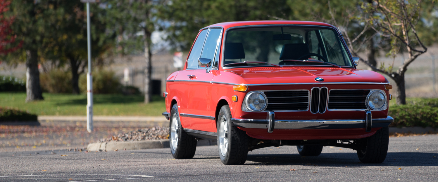 Completed - BMW 2002tii