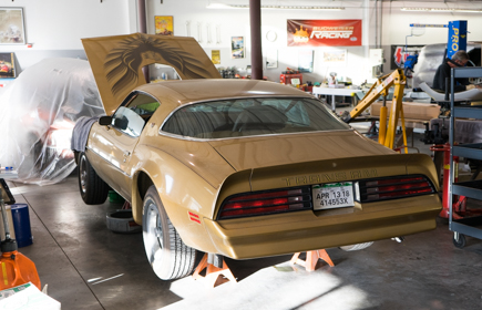 1978 Pontiac Trans Am Gold