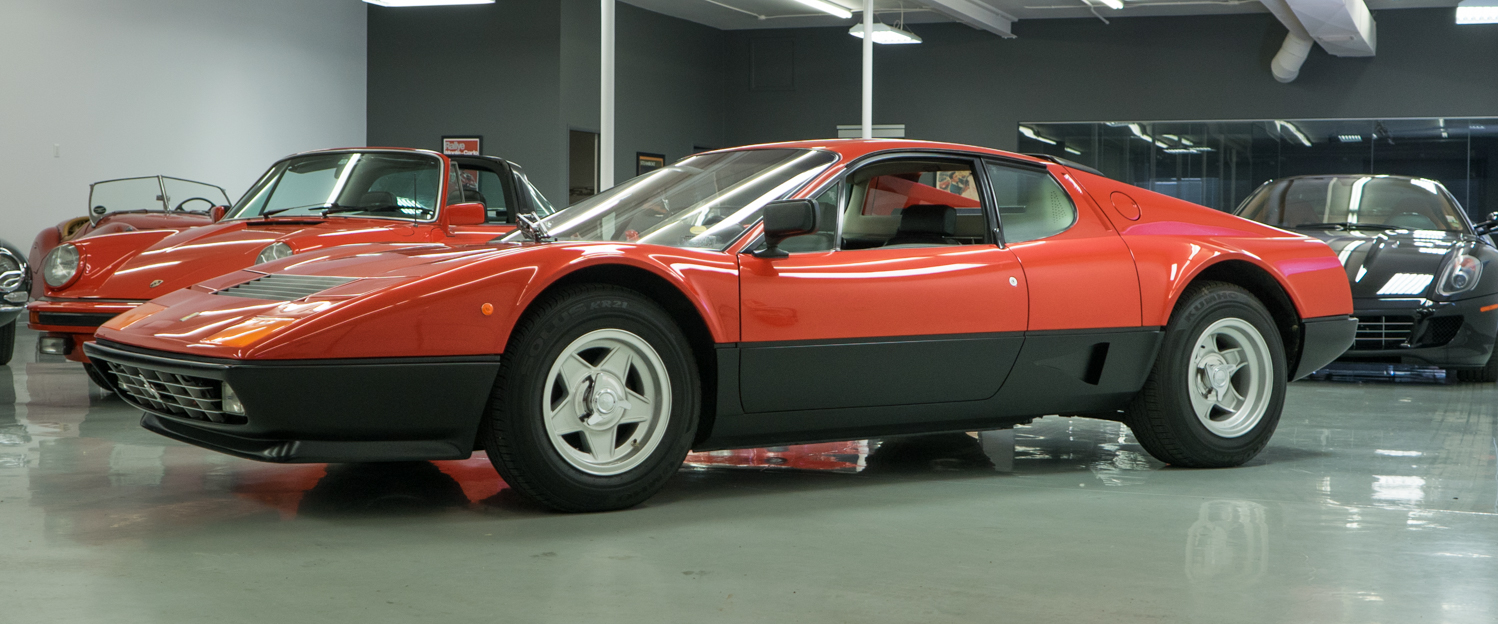 FOR SALE - 1979 Ferrari 512BB
