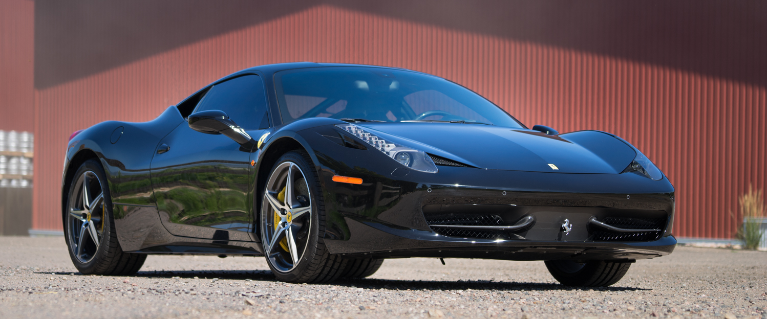FOR SALE - 2015 Ferrari 458 Italia